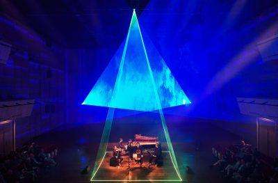 'Clouds'  Amatis Piano Trio met Ib Hausmann; www.kamconcerten.nl